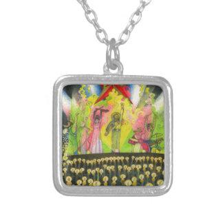 A-Mighty-Tree-Page 34 Silver Plated Necklace