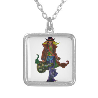 A-Mighty-Tree-Page-44 Silver Plated Necklace