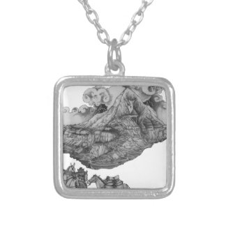A MIGHTY TREE Page 52 Silver Plated Necklace