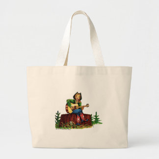 A Mighty-Tree-Page-58 Large Tote Bag