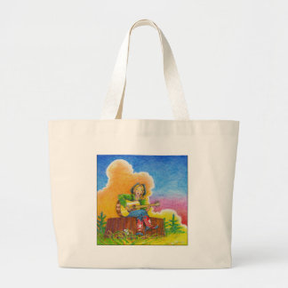 A-MIGHTY-TREE-Page-58 Large Tote Bag