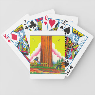 A-MIGHTY-TREE-Page 8 Original Bicycle Playing Cards