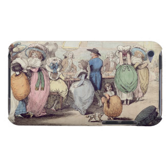 A Milliner's Shop, published in 1787 (hand coloure Barely There iPod Case