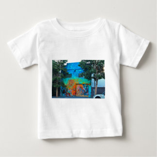 A Mission District Mural II Baby T-Shirt