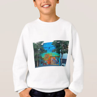 A Mission District Mural II Sweatshirt