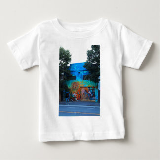 A Mission District Mural III Baby T-Shirt