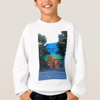A Mission District Mural III Sweatshirt
