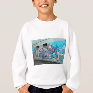 A Mission District Mural Sweatshirt