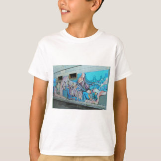 A Mission District Mural T-Shirt