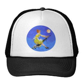 A Modern WItch Trucker Hat