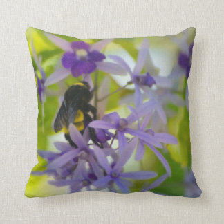 A Moment's Rest Square Throw Pillow
