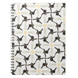 A Monkey Scene Notebooks