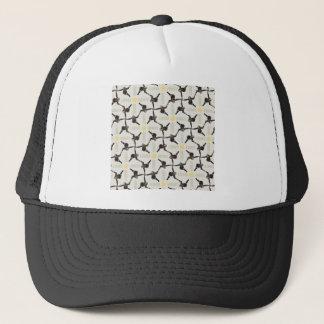 A Monkey Scene Trucker Hat