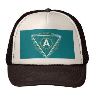 A Monogram Trucker Hat