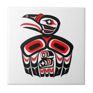 A Mother's Love Ceramic Tile