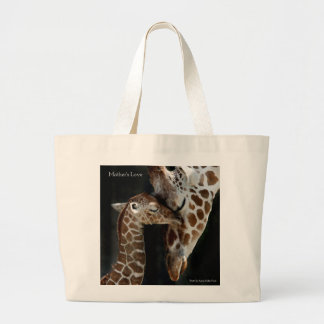 A Mother's Love Large Tote