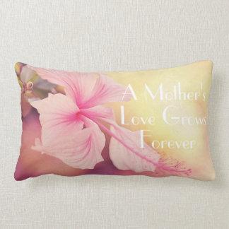 A Mother's Love throw pillow