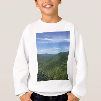 A mountain view sweatshirt
