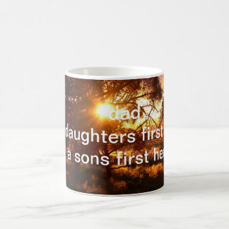 a mug for the father