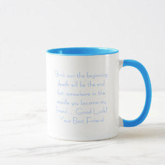 a mug for your best friend