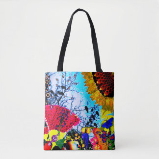 A Murder in the Garden Tote Bag