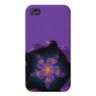 A MURDER OF CROWS COVERS FOR iPhone 4