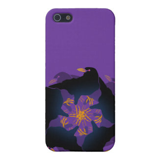 A MURDER OF CROWS iPhone 5/5S CASE