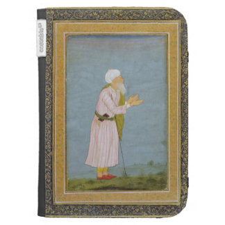 A Muslim Religious Figure, from the Small Clive Al Kindle 3 Covers
