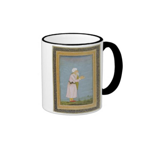 A Muslim Religious Figure, from the Small Clive Al Coffee Mugs