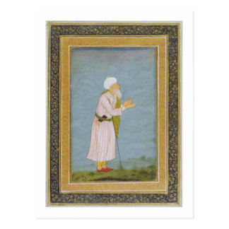 A Muslim Religious Figure, from the Small Clive Al Postcard