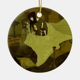A Mythos Grimmly Ornament