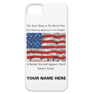 A Nation Divided Case For The iPhone 5