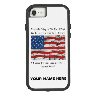 A Nation Divided Case-Mate Tough Extreme iPhone 8/7 Case