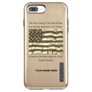 A Nation Divided Incipio DualPro Shine iPhone 8 Plus/7 Plus Case