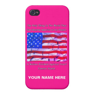 A Nation Divided iPhone 4/4S Case
