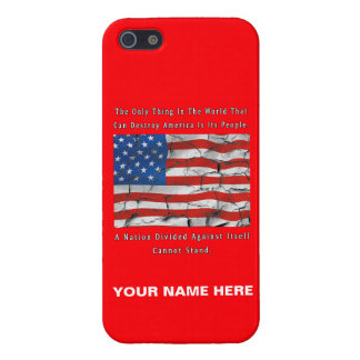 A Nation Divided iPhone 5 Cases