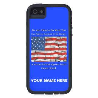 A Nation Divided iPhone 5 Cover