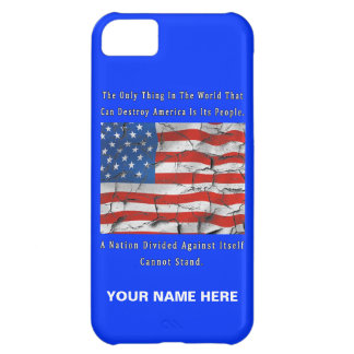 A Nation Divided iPhone 5C Case