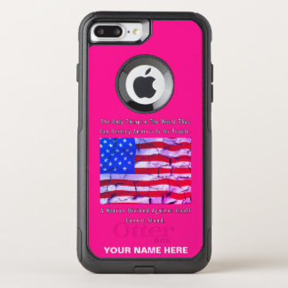 A Nation Divided OtterBox Commuter iPhone 8 Plus/7 Plus Case