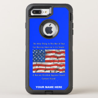 A Nation Divided OtterBox Defender iPhone 8 Plus/7 Plus Case