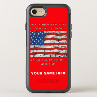 A Nation Divided OtterBox Symmetry iPhone 8/7 Case