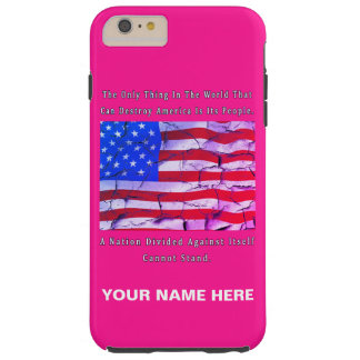 A Nation Divided Tough iPhone 6 Plus Case