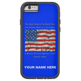 A Nation Divided Tough Xtreme iPhone 6 Case