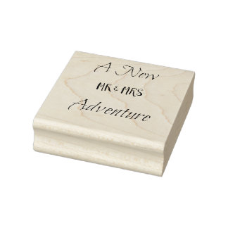 A new Adventure Rubber Stamp