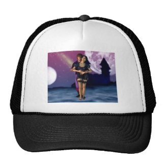 A New Fairy Tale Romance Mesh Hat