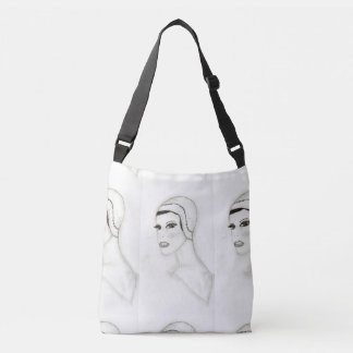 A New Flapper Girl Crossbody Bag