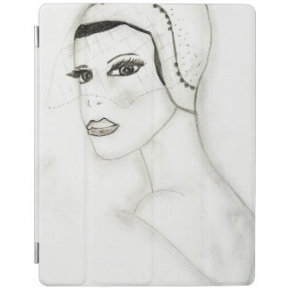 A New Flapper Girl iPad Cover