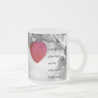 A New Heart Morphing Mug Ezekiel 36:26