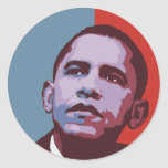 A New Majority - Obama Political Sticker
