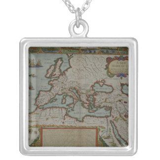 A New Map of the Roman Empire Custom Jewelry